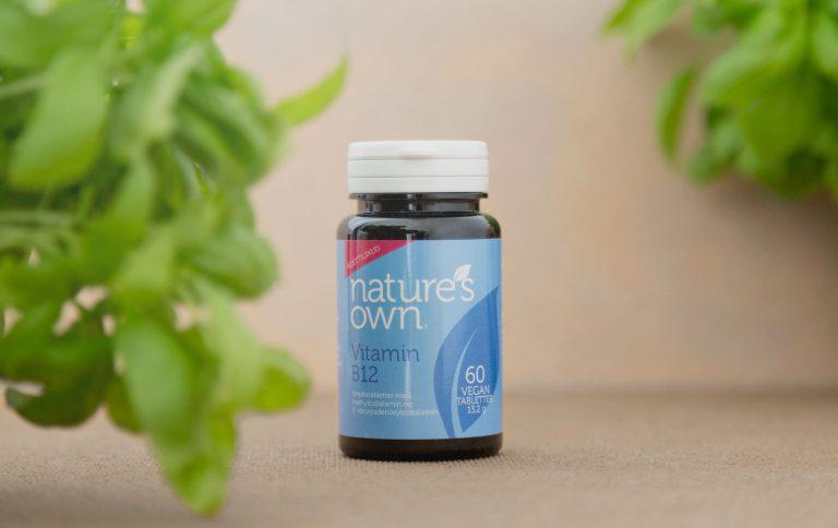Natures Own Vitamin B12