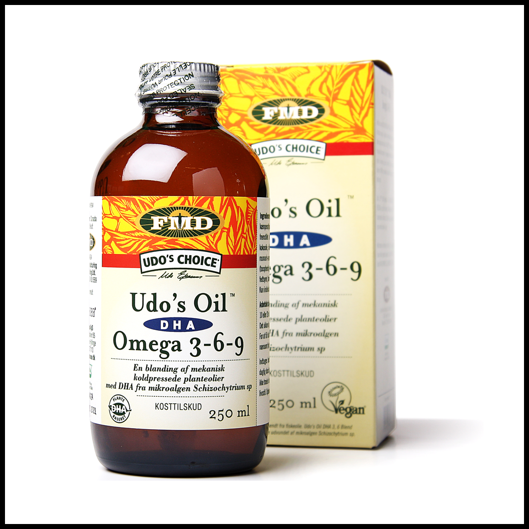 Udos Oil DHA